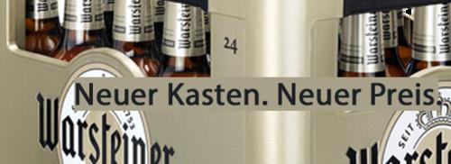 Preiserhöhung Warstein Zieht Mit Inside Getränke