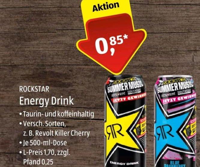 Aldi mit Rockstar | inside Getränke - Informationen aus dem ...
