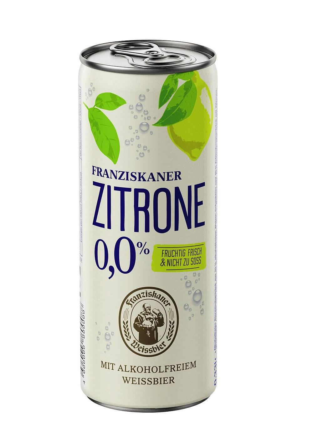 Franziskaner 0,0: Nur Dose | inside Getränke - Informationen aus dem ...