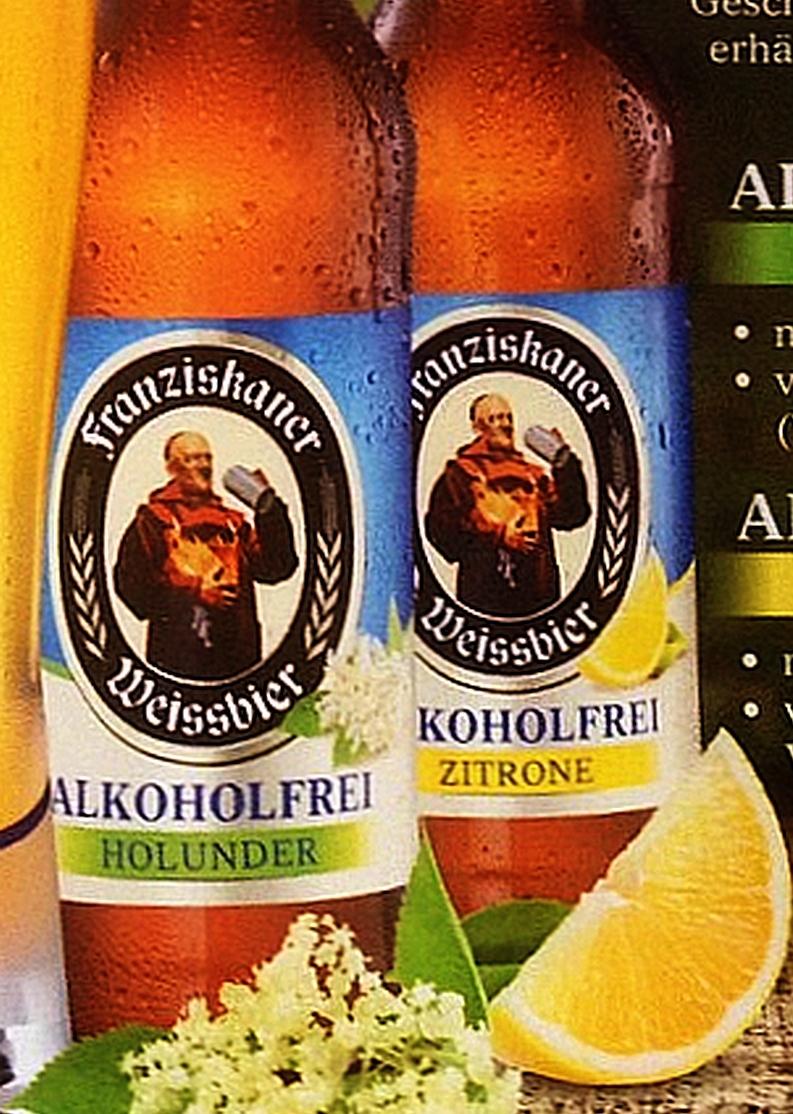 Inbev mischt Franziskaner | inside Getränke - Informationen aus dem ...